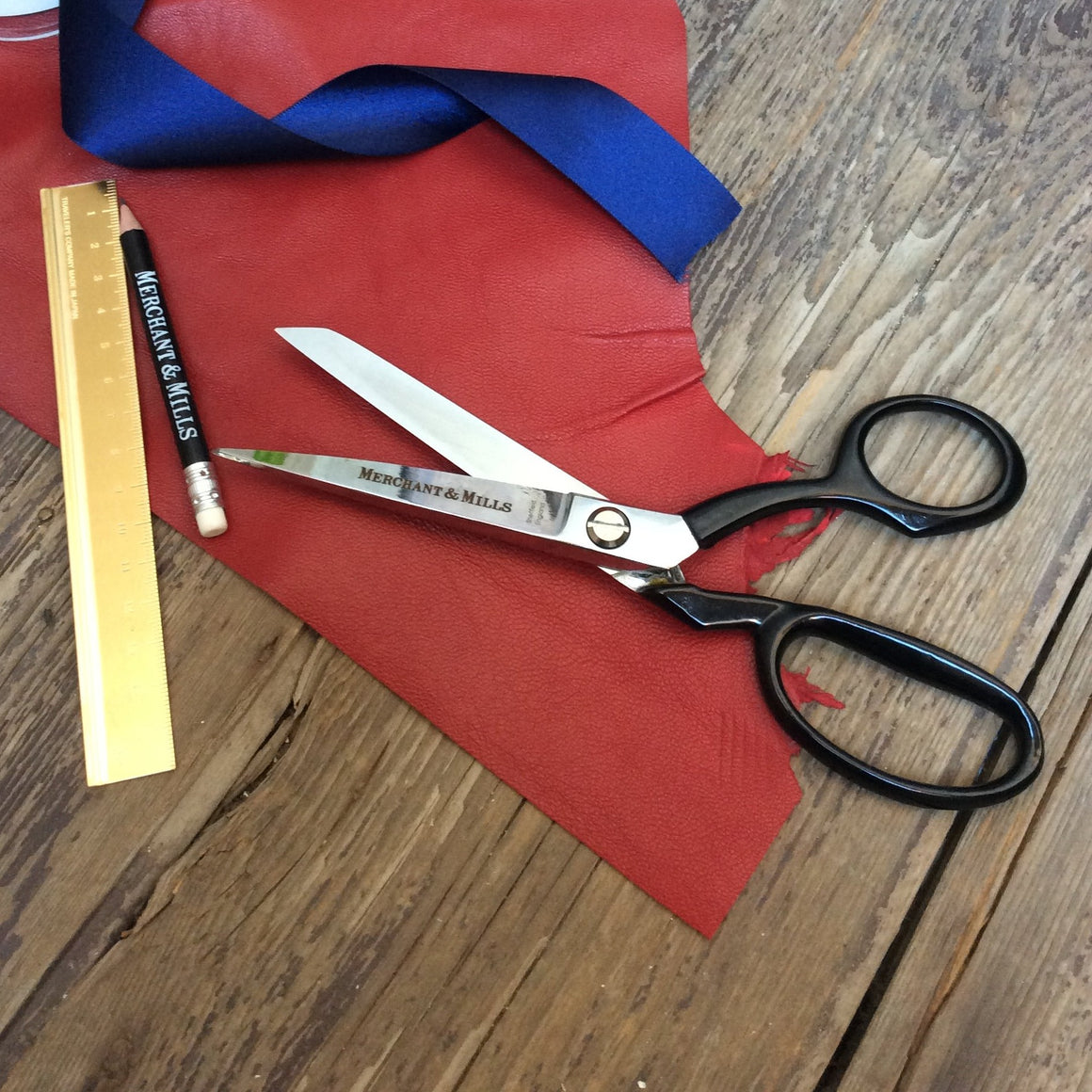 Black Handle Shears