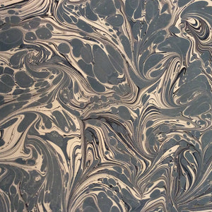 Hand-Marbled Papers