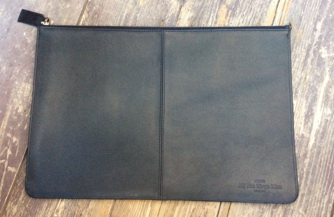 Leather Document Holder