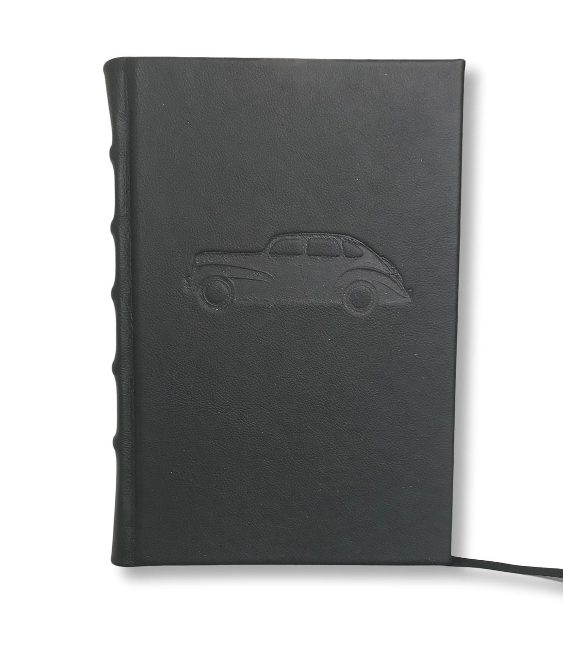 Leather Classic Car Journal