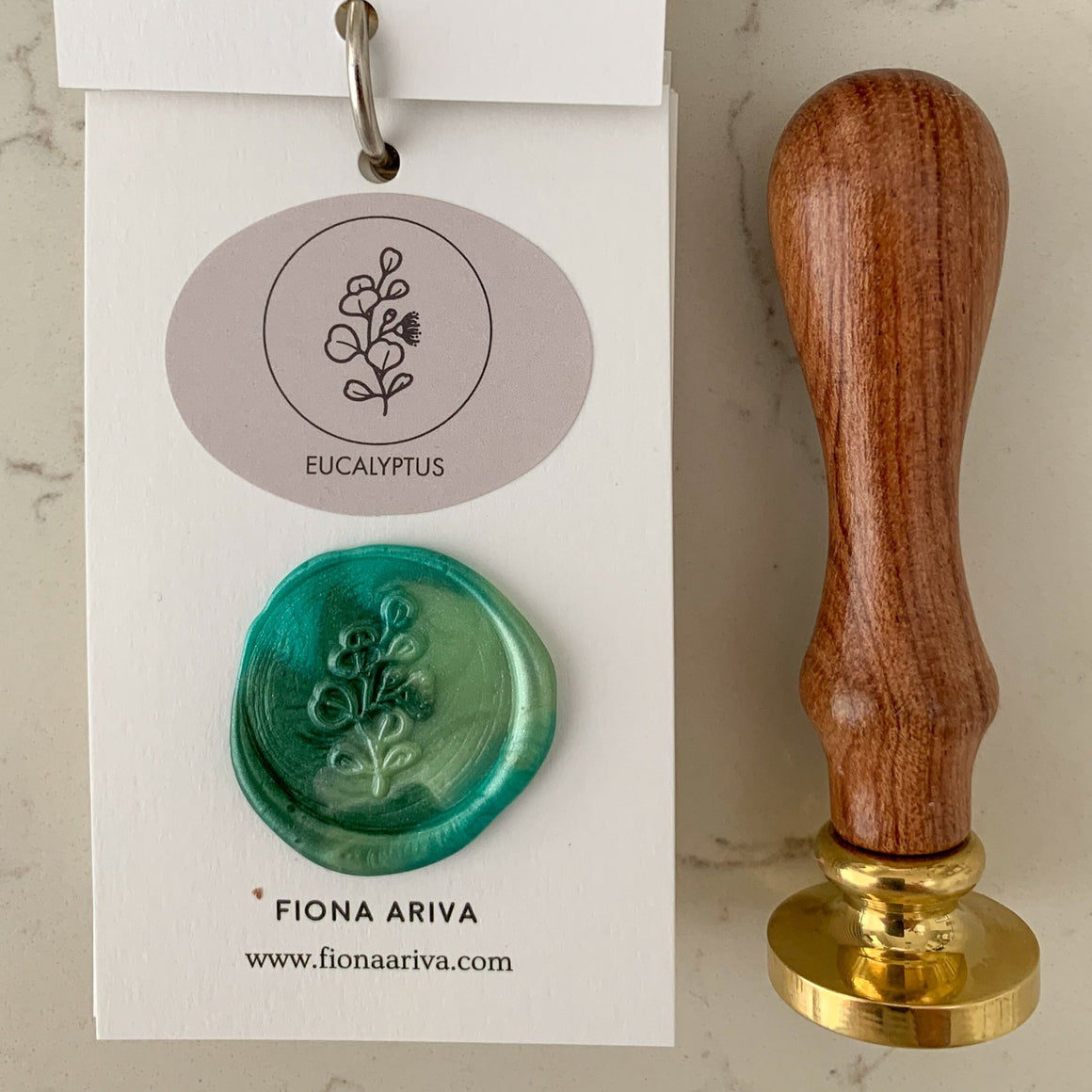 Eucalyptus Wax Seal