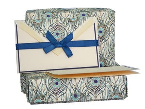 Boxed Stationery Set -  Gold Foiled