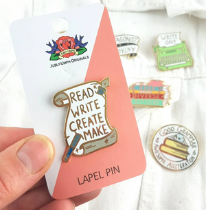 Read Write Create Make Label Pin