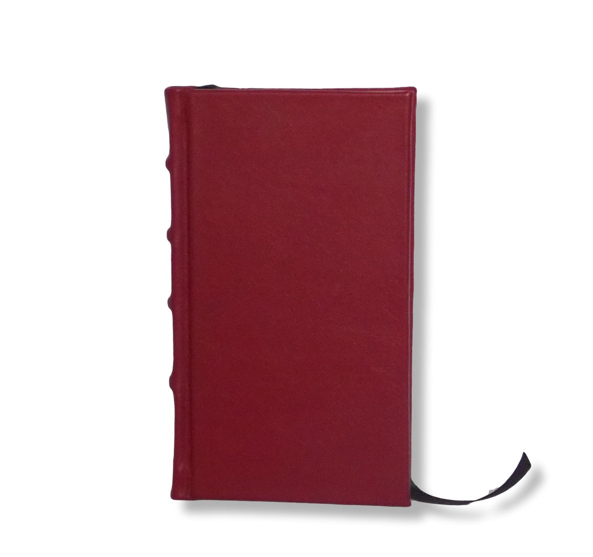Slimline Journal - Red
