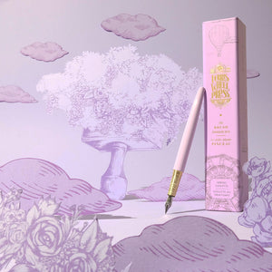 Brush Fountain Pen - Spring Violette