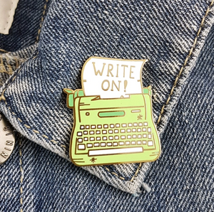 Write On Label Pin