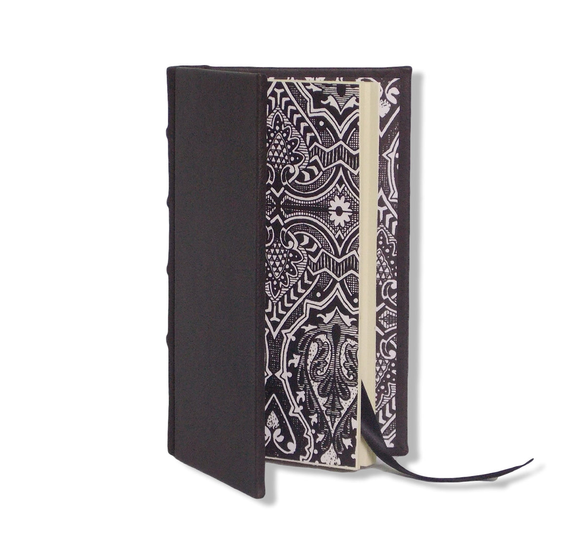 Slimline Journal - Black