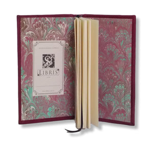 Slimline Journal - Crimson