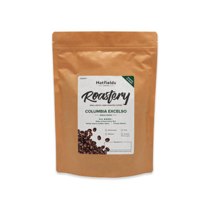 Hatfields Roastery Fresh Roast Coffee - Columbia Excelso