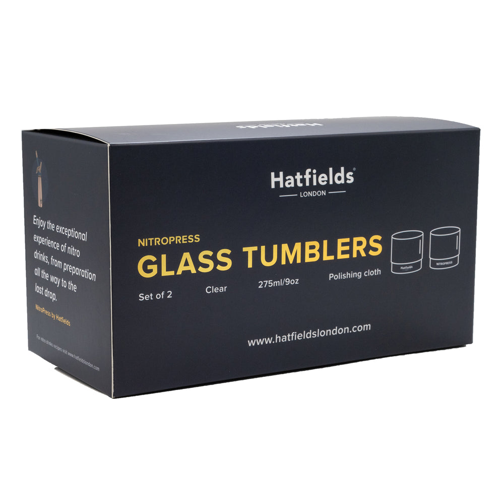 Hatfields Nitro Tumblers - Set of 2
