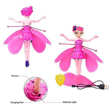 Load image into Gallery viewer, Fairy Magical Princess Dolls