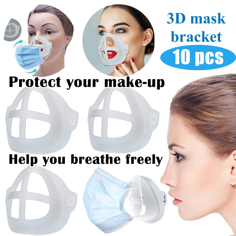 3D Mouth Mask Support Bracket
