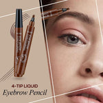 3D Tattoo Eyebrow Pen