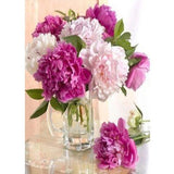 Flower Vase - Diamond Painting Kit