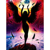 Angel Protection - Diamond Painting Kit