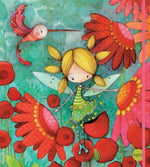Butterfly Girl - Diamond Painting Kit