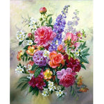 Flower Collection - Diamond Painting Kit