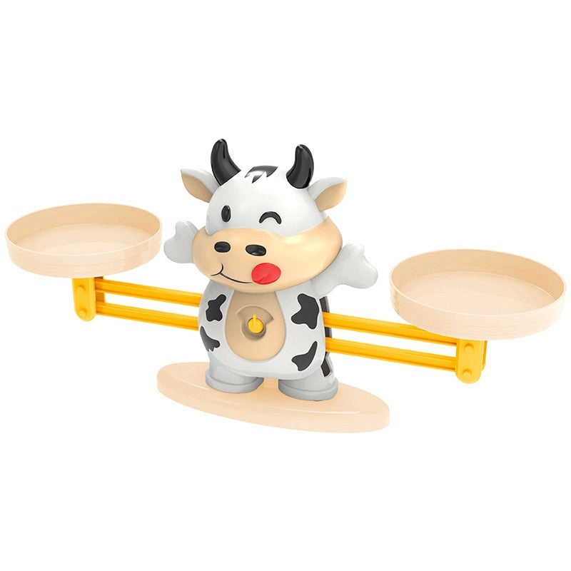 Montessori Balancing Scale Learning Toy