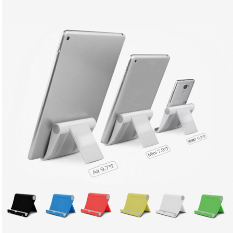 Universal Foldable Desk Phone Holder Mount Stand