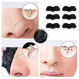 Bamboo Charcoal Blackhead Remover Nose Strip
