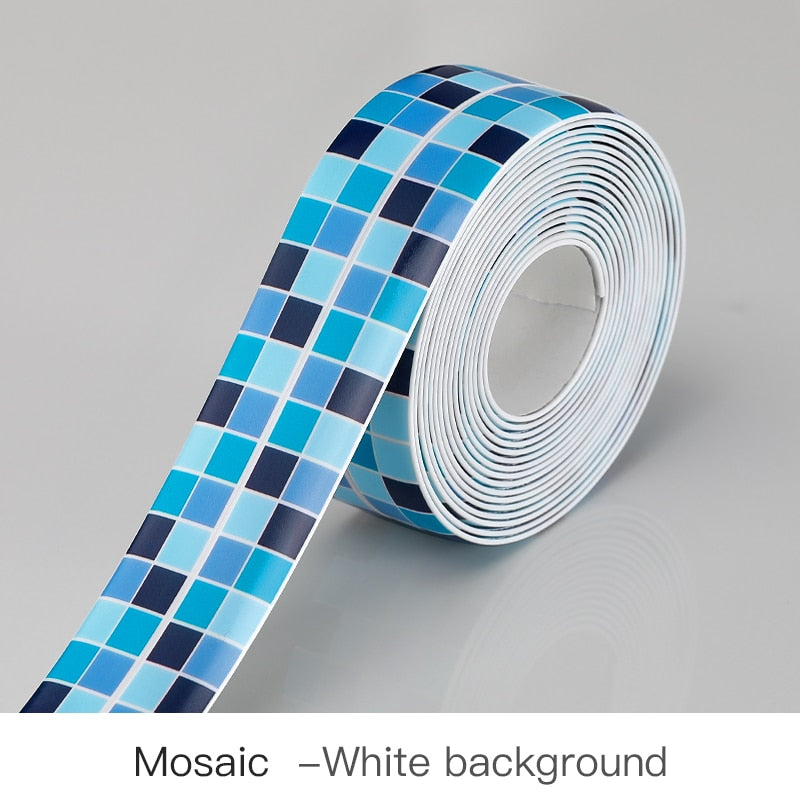 Self-Adhesive Waterproof Tape For Kitchen & Bathroom