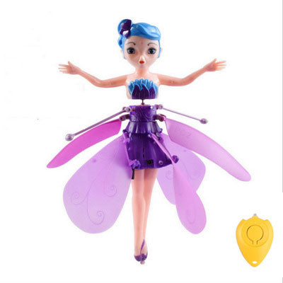 Flying Princess Drone Toy