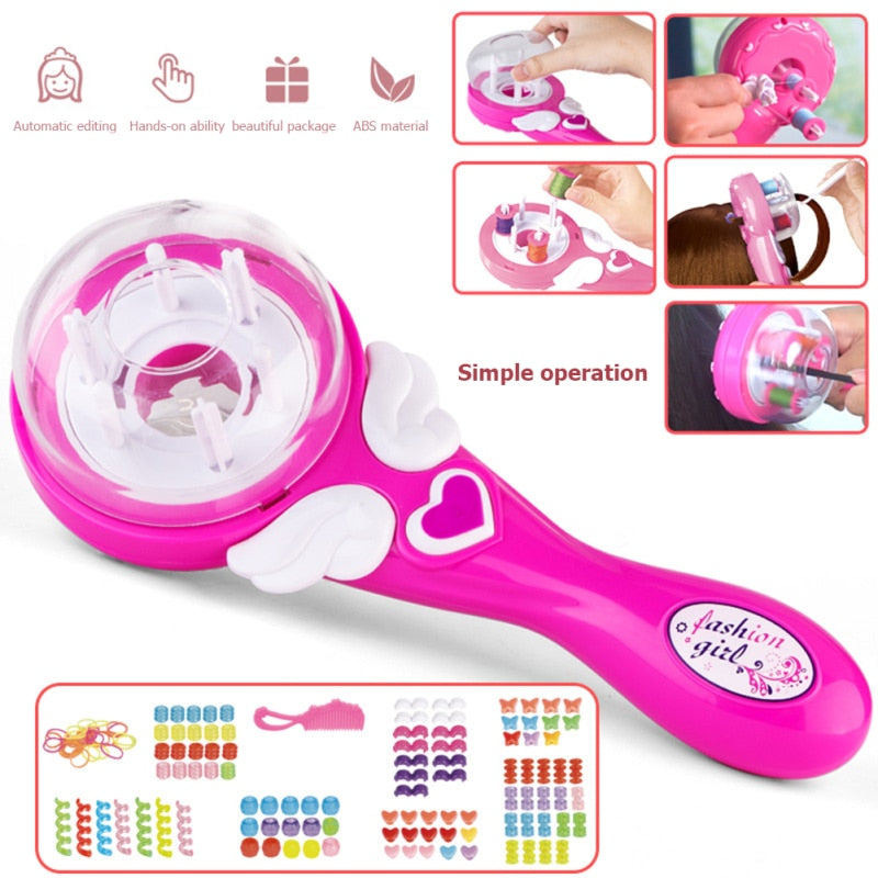 Automatic Electric Hair Braider