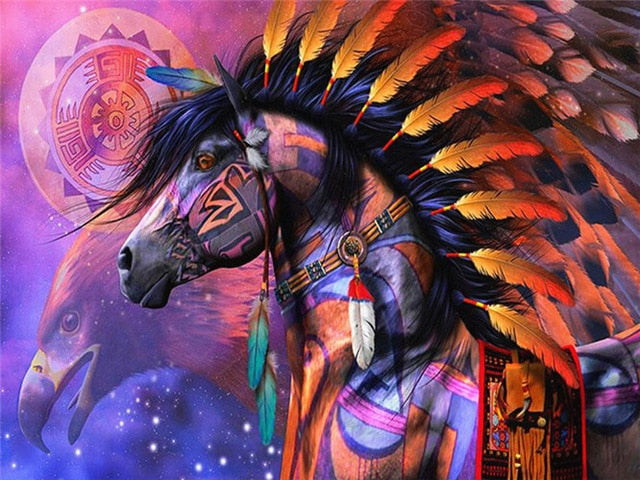 Dream Horse - Diamond Painting Kit