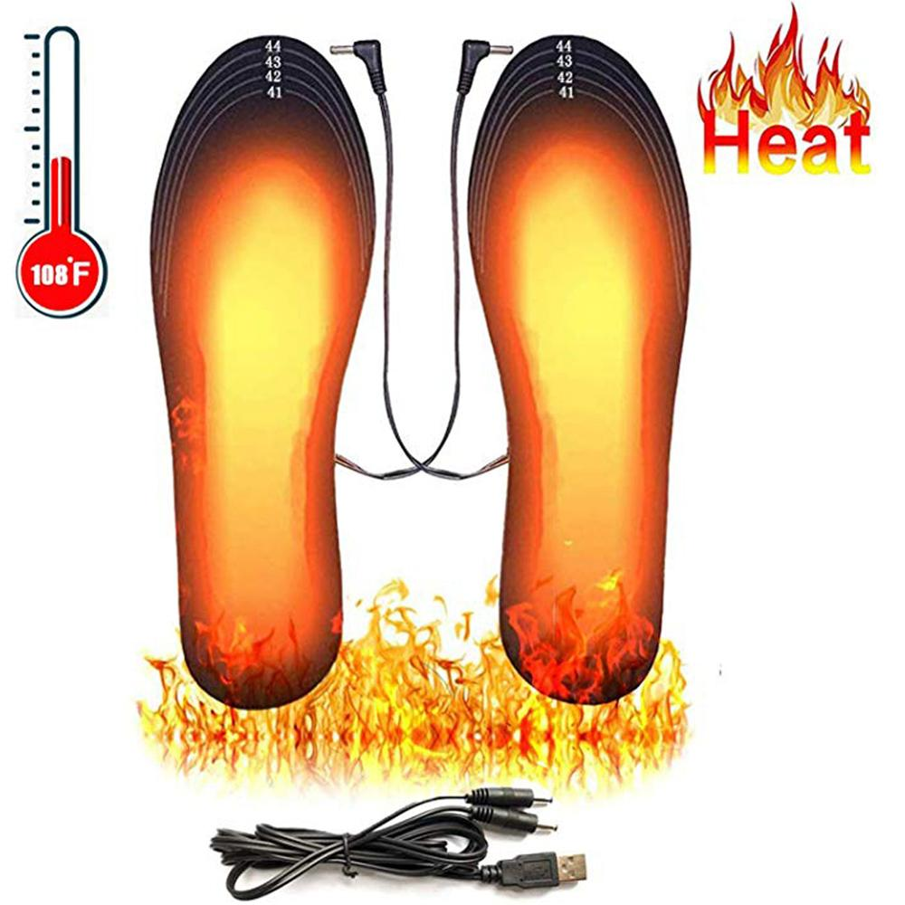 USB Heated Shoe Insoles