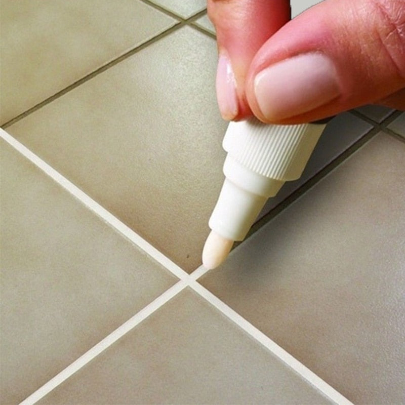 Tile Grout Repair Wall Pen