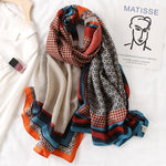 Women Printed Scarfs