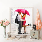 Romantic Moment - Diamond Painting Kit