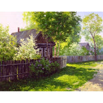 Cottage Pathways - Diamond Painting Kit