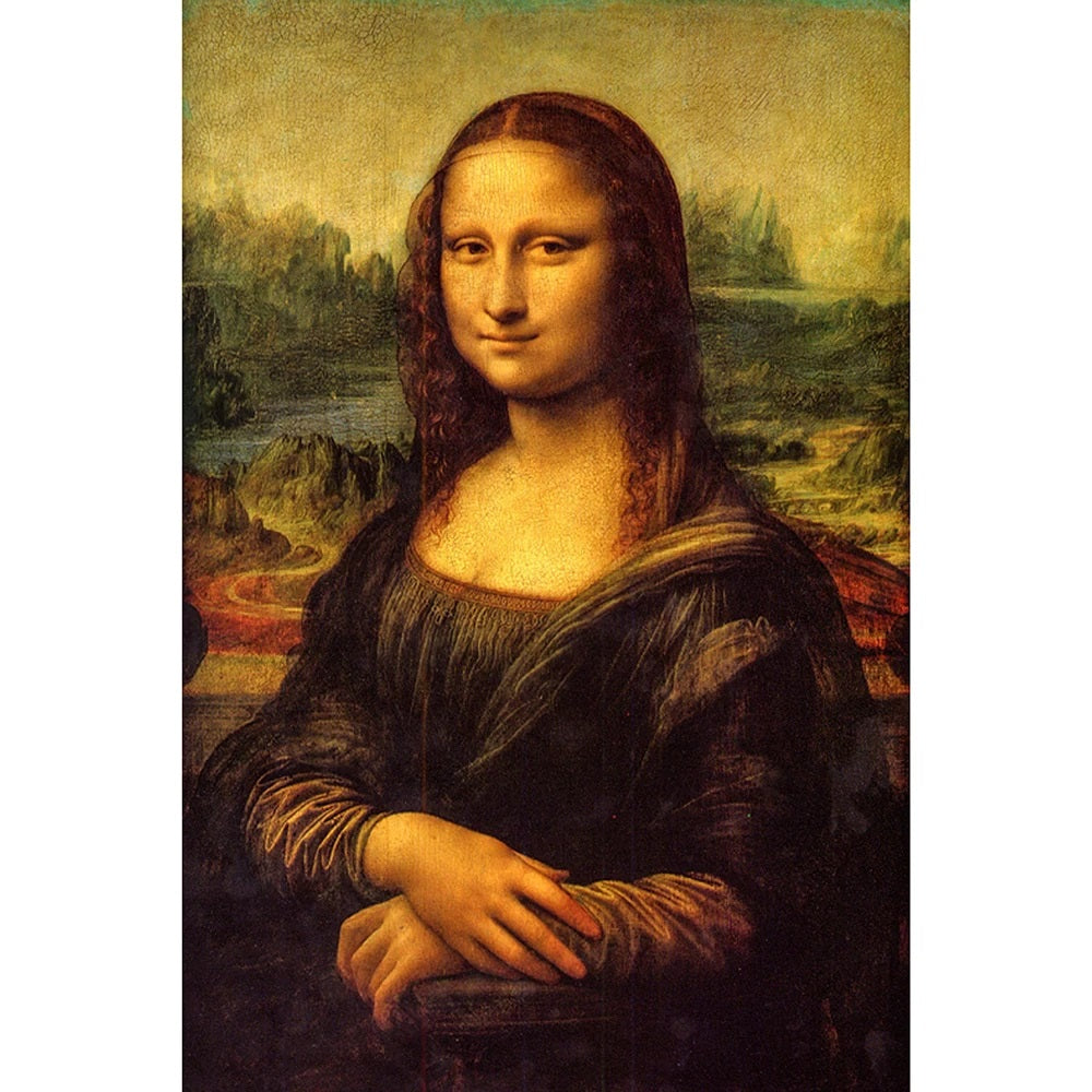 Mona Lisa - Diamond Painting Kit
