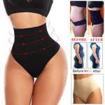 Hips Lift Up Tummy Shaper Thong Panty