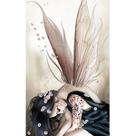 Sleepy Fairy- Diamond Painting Kit