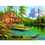 Peaceful Living - Diamond Painting Kit