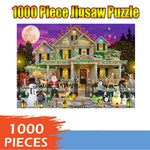 Merry Christmas 1000 Piece Jigsaw Puzzle
