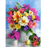 Floral Bouquet - Diamond Painting Kit