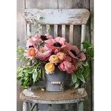 Flower Chair - Diamond Painting Kit