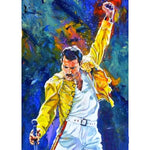 Freddie Mercury - Diamond Painting Kit