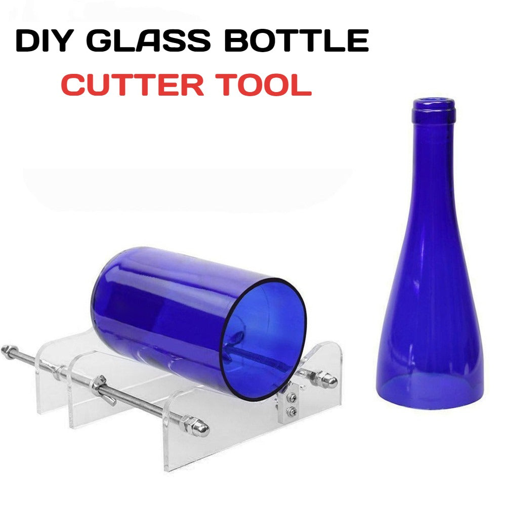 DIY Glass Bottle Cutter Tool