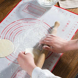 Layers - Silicone Baking Mat With Measurements