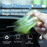 Mud Cleaning Dust