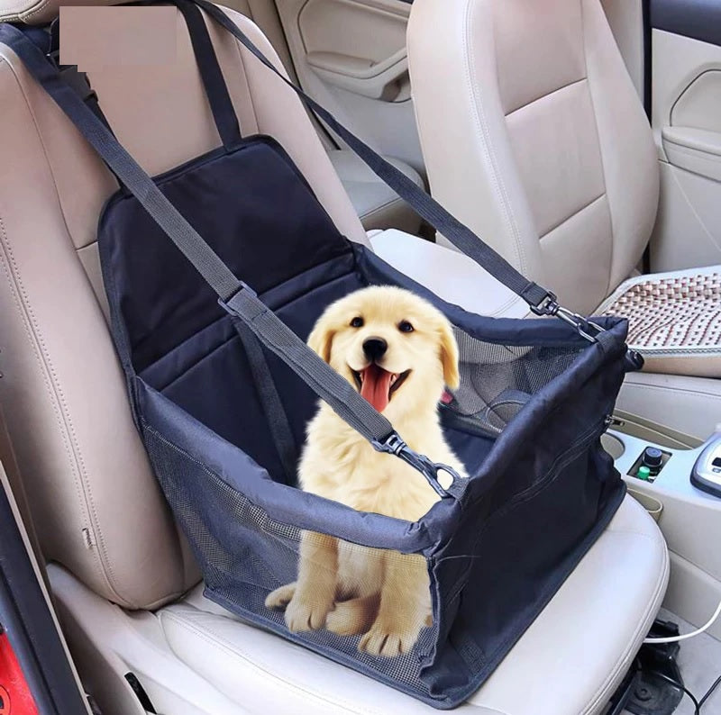 Pet Carrier Car Seat Bag