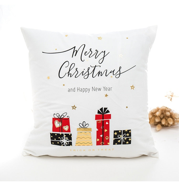 Merry Christmas Cushion Covers 45X45cm