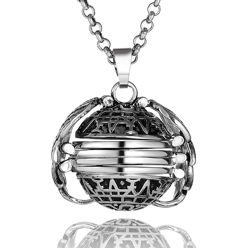Multi-Layer Photo Locket Necklace