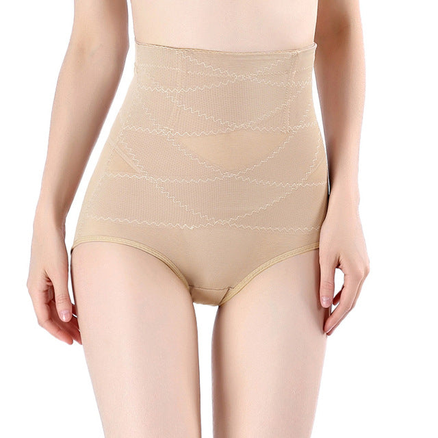 High Waist Criss Cross Shaper Panty