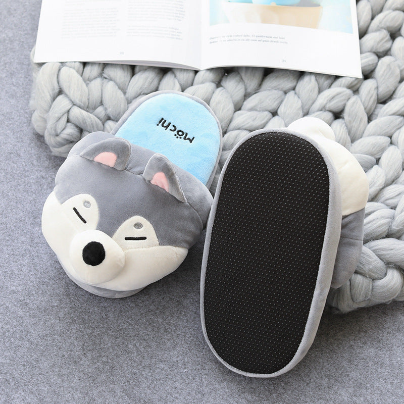 Cute Corgi Slippers
