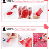 So Many Reasons - Diamond Painting Kit